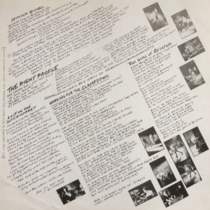 The Clash - London Calling - Binnenhoes B (discogs.com)