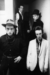 The Clash - London Calling - Pers foto (theclash.com)
