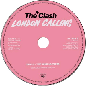 The Clash - The Vanilla Tapes (last.fm)
