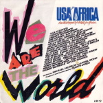 USA For Africa - We Are The World (cdandlp.com)