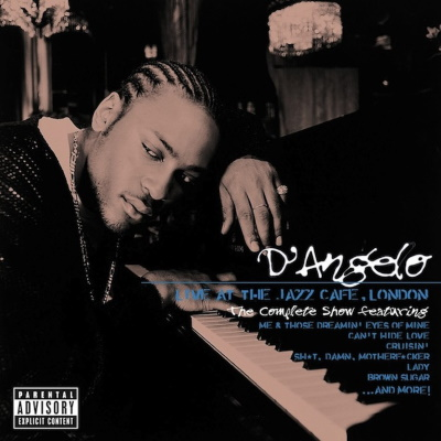 D'Angelo - Live At The Jazz Cafe (writteninmusic.com)