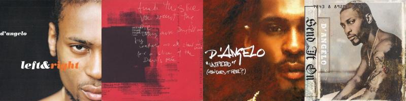 D'Angelo - Voodoo - Singles (discogs.com)