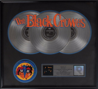 The Black Crowes - $hake Your Money Maker - Platinum (icollector.com)