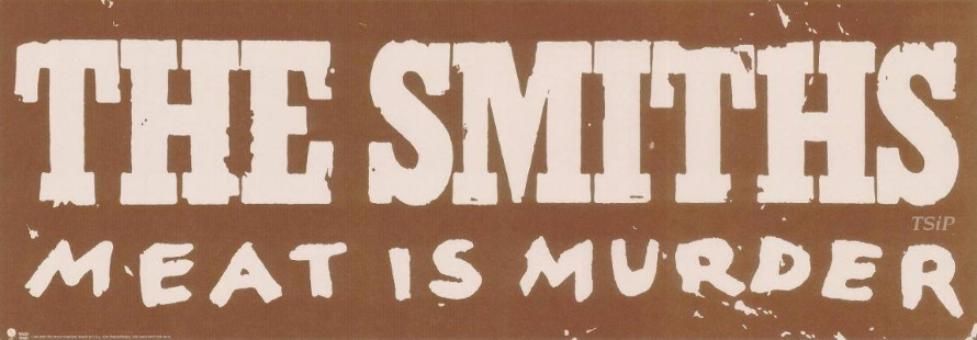 The Smiths - Meat Is Murder - Banner reclame (facebook.com)