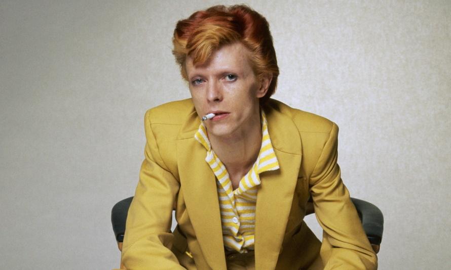 David Bowie 1974 (theguardian.com)