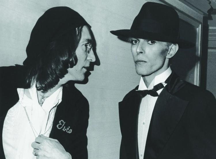 David Bowie & John Lennon (observer.com)