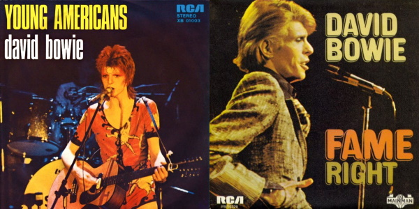 David Bowie - Young Americans - The singles (discogs.com)