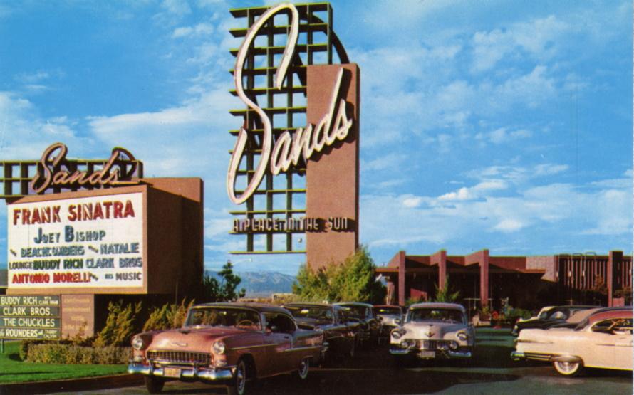 Frank Sinatra - Las Vegas (gettyimages.com)