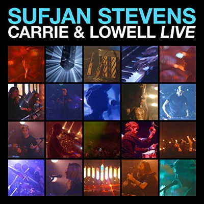 Sufjan Stevens - Carrie & Lowell Live (amazon.es)