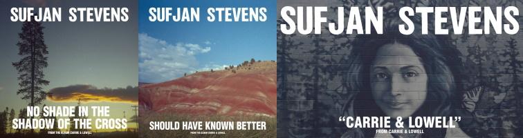 Sufjan Stevens - Carrie & Lowell - Singles (apoplife.nl)