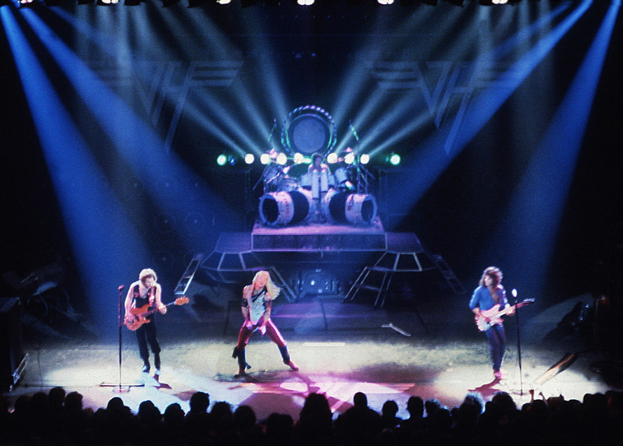 Van Halen - World Invasion Tour - Manchester Apollo 06/19/1980 (flickr.com)