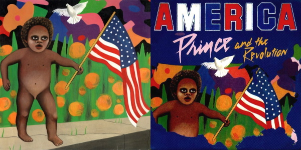 Prince And The Revolution - America - Single (flabbergasted-vibes.org/45cat.com)