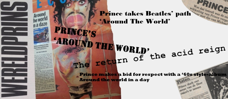 Prince And The Revolution - Around The World In A Day recensies (apoplife.nl)