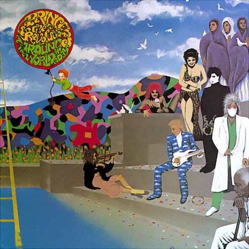 Prince And The Revolution - Around The World In A Day (zavvi.nl)