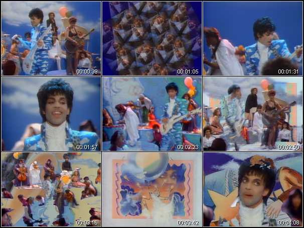 Prince And The Revolution - Raspberry Beret - Video (hq-music-videos.com)