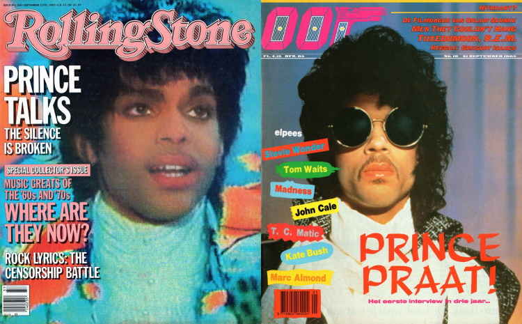 Prince - The Rolling Stone interview 1985 (facebook.com)