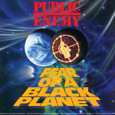 Public Enemy - Fear Of A Black Planet (udiscovermusic.com)