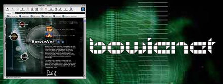 BowieNet (web.archive.org)
