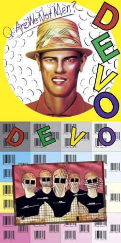 Devo - First 2 albums (amazon.com)