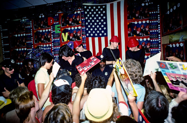 Devo - Freedom Of Choice - Instore signing (fastcompany.com)