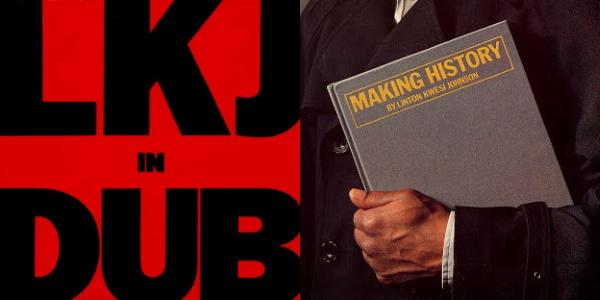 Linton Kwesi Johnson - LKJ In Dub & Making History (reggaediscography.blogspot.com)