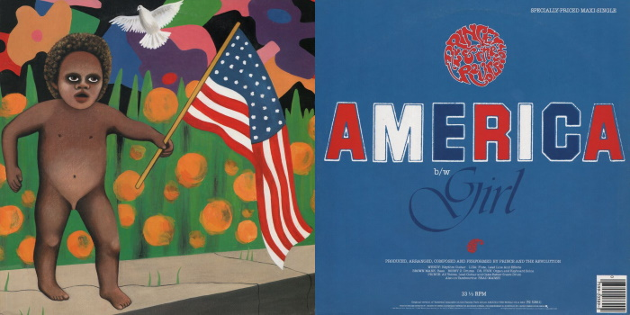 Prince And The Revolution - America & Girl (discogs.com)