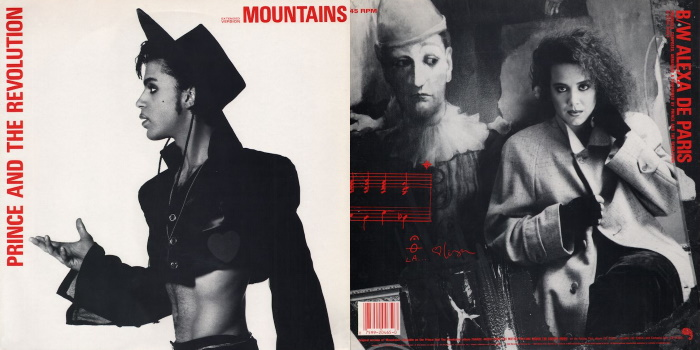 Prince And The Revolution - Mountains & Alexa De Paris (discogs.com)