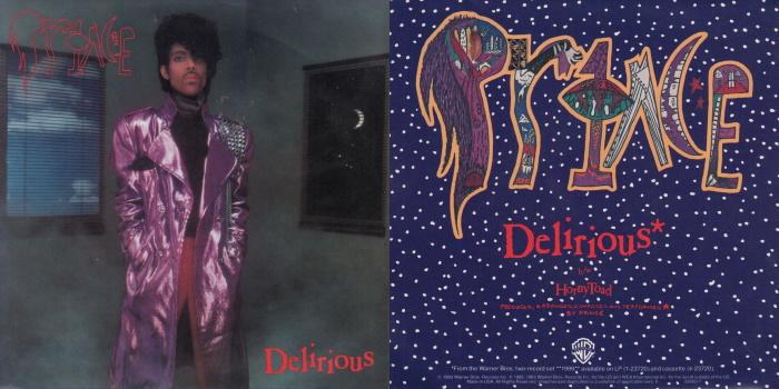 Prince - Delirious & Horny Toad (discogs.com)