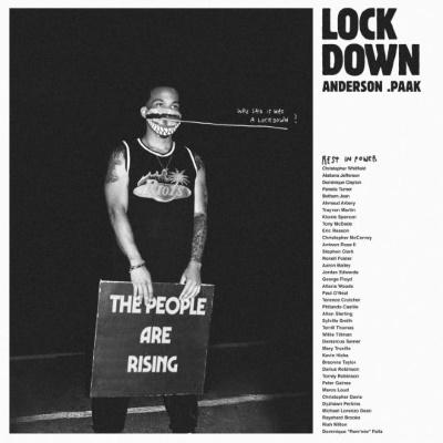 Anderson .Paak - Lockdown (top40.nl)