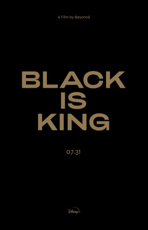 Beyoncé - Black Is King - Aankondiging (disney.com)