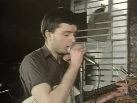 Joy Division - Love Will Tear Us Apart - Video - Ian Curtis (gfycat.com)