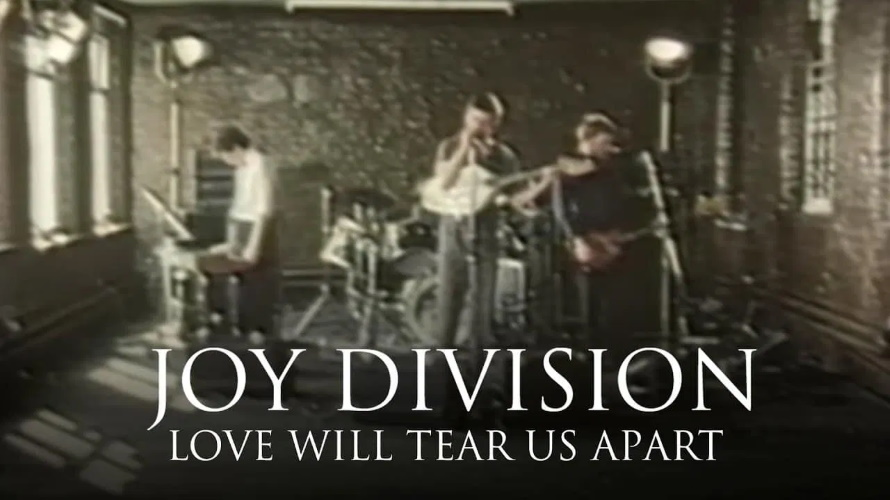Joy Division - Love Will Tear Us Apart - Video (youtube.com)