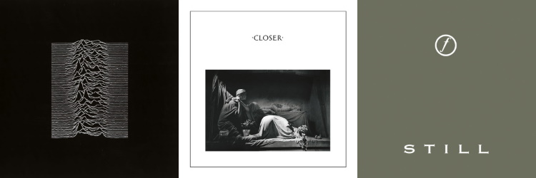 Joy Division - Unknown Pleasures, Closer & Still (discogs.com)