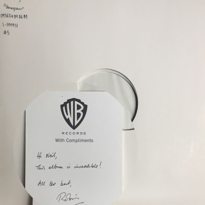 Neil Young - Homegrown - Test pressing (neilyoungarchives.com)