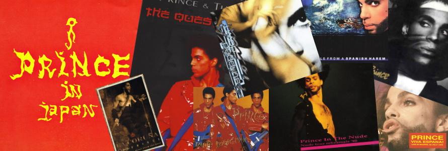 Prince - Nude Tour - Bootlegs (discogs.com/apoplife.nl)