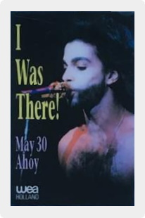 Prince - Nude Tour - I Was There! (onbekend)