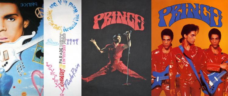 Prince - Nude Tour - Merchandise (eil.com)
