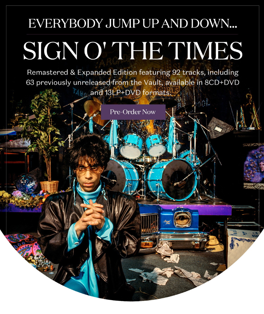 Prince - Sign O The Times - Remastered & Expanded - Email (2) (prince.com)