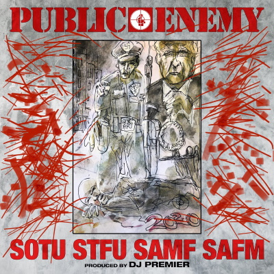 Public Enemy - State Of The Union (STFU) (pitchfork.com)