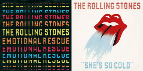 The Rolling Stones - Emotional Rescue - Singles (dutchcharts.nl)