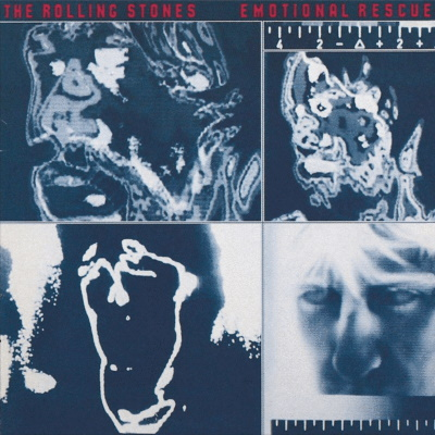 The Rolling Stones - Emotional Rescue (recordhub.com)