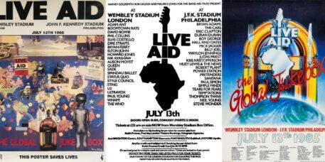 Live Aid Posters (apoplife.nl)