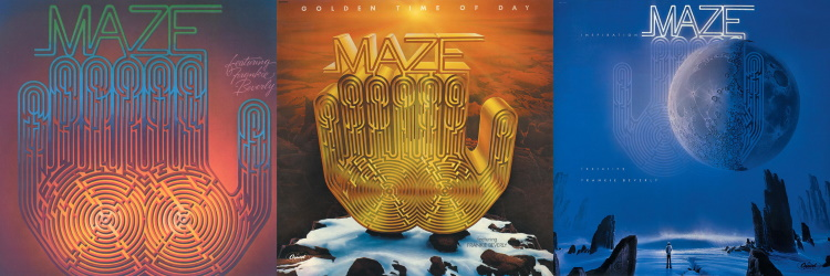 Maze - Maze Featuring Frankie Beverly (1977), Golden Time Of Day (1978) & Inspiration (1979) (spotify.com)