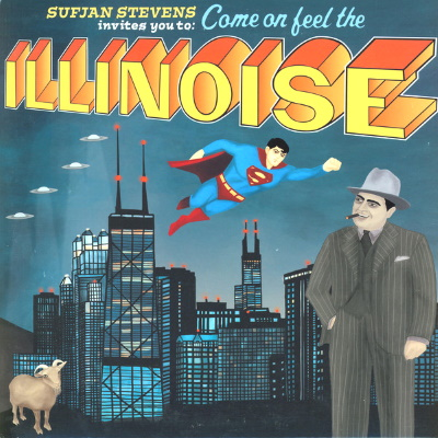 Sufjan Stevens - Illinois (discogs.com)