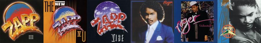 Zapp - Zapp III, The New Zapp IV U, Vibe & Roger - The Saga Continues..., Unlimited! & Bridging The Gap (spotify.com)