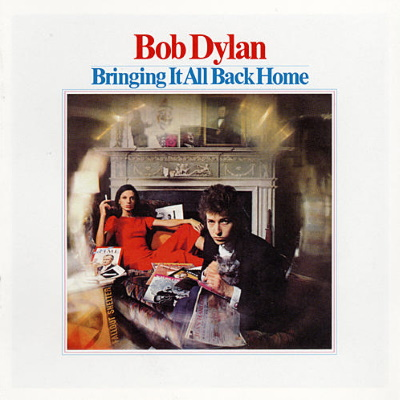 Bob Dylan - Bringing It All Back Home (popspotsnyc.com)
