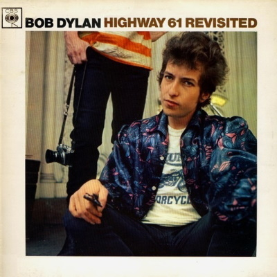 Bob Dylan - Highway 61 Revisited (discogs.com)