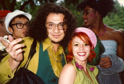 Deee-Lite in 1987/1988 (flickr.com)