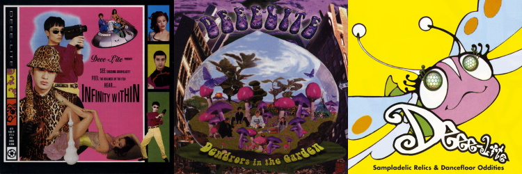 Deee-Lite - Infinity Within, Dewdrops In The Garden, Sampladelic Relics & Dancefloor Oddities (spotify.com)