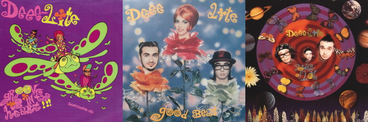 Deee-Lite - World Clique - Singles (dutchcharts.nl/discogs.com)